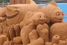 Amazing ~ Sand Art