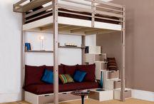 loft bed bunk mezzanine