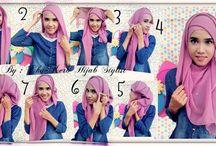 Hijab 2014 :) / Gaya Hijab 2014 :)