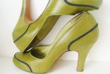 Shoe inspiration / Inspiration - shoes I would like to have - shoes I would not like to wear but still love to look at ;)