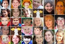 For The Victims Lost To Evil / Sorry but I will NEVER count a school shooter as a victim . They are not heroes,victims or worthy of pity to me. May they be forgotten . / by lily luna