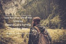 Live the Free Life of the Smokies. / Not all who wander are lost.