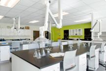 Science Lab Ideas / Brainstorming and dreaming about lab and classroom design. / by Jen LaMaster