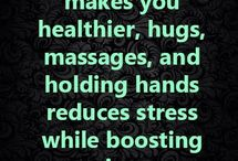 Quotes - Touch / Massage