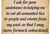 Prayers & Affirmations