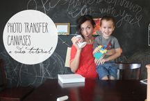 Crafts with Kids / Simple, fun and inexpensive ideas for connecting with kids through crafts.