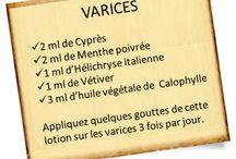 Pharmacie - varices