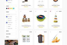 Web design - магазины