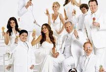 Modern Family Cast / by Grace