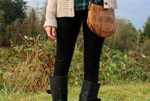 Fall Winter wardrobe