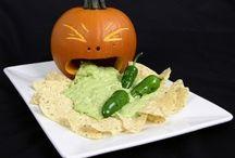Halloween cooking / by Kristen Joiner