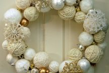 Christmas deco DIY / by CharylAnnB