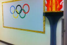 olympic theme 2016-17