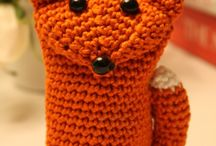 amigurumi woodland animals / by The Crafter's Apprentice
