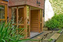 Front Door Design Ideas / Interesting front door design ideas