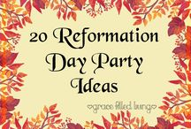 Reformation Day Traditions