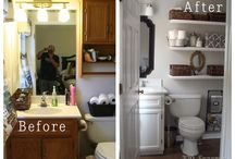 Remodeling, Refurbishing, & Repurposing / by Ashley Harris