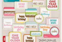 Digital Scrapbook Products / by Scrap Orchard