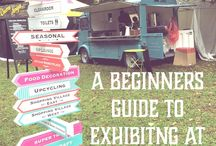 Craft Shows / Advice, tips and lovely examples of show display stands for craft shows and fairs.