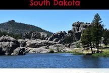 Travel South Dakota / #travel #inspiration all over #SouthDakota #citytrips #roadtrips #sightseeing and more