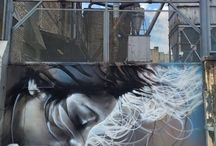 World of Urban Art : CHRISTINA ANGELINA