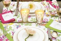 Hosting Your Own Spring Garden Party / Everything you need for a beautiful garden party from Bear-Hill Interiors