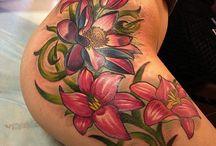 Tattoos / by Myah Armstead