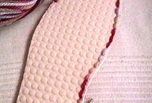 Calzado a crochet