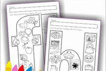 Kindergarten: Sounds (Phonics)