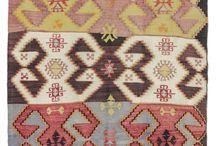 Ethnic Textiles, Kelims & Rugs / Hand woven tribal textiles from around the world.