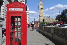 Iconic London / How many of these iconic London features can you tick off?