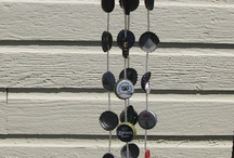 Bottle Cap Art / Need some pinspiration for what to do with my bottle cap collection.