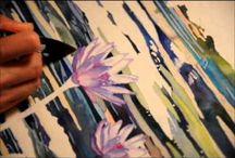Watercolor Demo