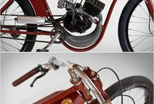 Motorizedbicycles / Mopeds