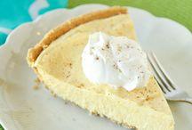 Recipes to cook eggnog pie