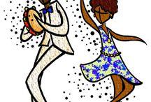 κέφι χορός τραγούδι
