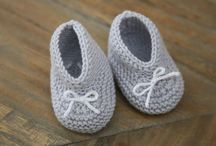 Tricot / Chaussons