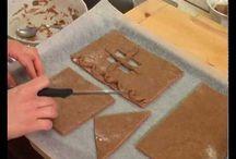 Torták sütik figurák