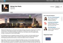 LinkedIn Business Page Set-up / Examples of LinkedIn pages we have creating custom branding for.