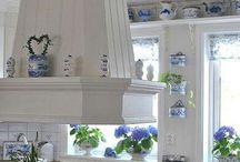 Идеи по оформлению кухни