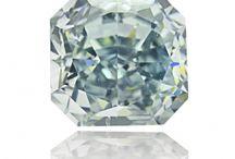 Rare Blue Diamonds