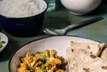 Indian Kitchen - Dry Sabzi & Stir-Fries
