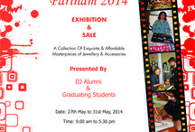 IIJ's Annual convocation and exhibition - Parinam 2014 / GemAtlas is the title sponsor for IIJ's Annual convocation and exhibition - Parinam 2014 which is been held from 27th May to 31st May at Mahalaxmi, Mumbai