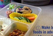 School Lunches / by Renee Kuehn