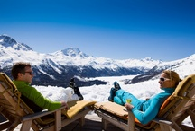 Swiss Ski Ressorts