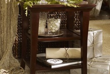 Anderson end tables / by Terri Childress