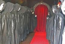 Haunted House Ideas / ideas for the school fete
