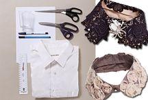 DIY - Mode Accessoires // fashion accessories / Die große Vielfalt der Modewelt - alles DIY!  // Endless possibilities to create unique DIY fashion accessories