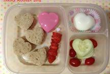 Bento / Muffin Tin Meals
