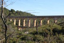 Restes romanes a Catalunya